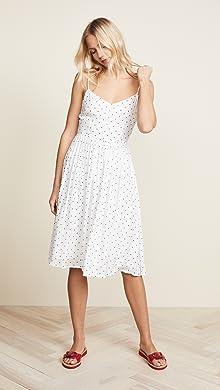 Elizabeth and james white paloma dresses