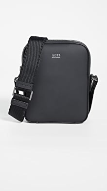 7c7c916fe7 BOSS Hugo Boss Pixel Nylon Small Crossbody Bag | EAST DANE