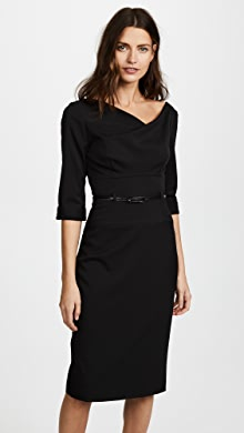 8b83e03e Black Halo Sonya Sheath Dress | SHOPBOP