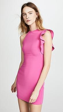 Dress for Women, Evening Cocktail Party On Sale, Black, Silk, 2017, 6 Alexander McQueen