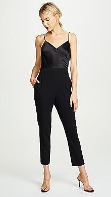 f68262c73787 Black Halo Biscayne Jumpsuit