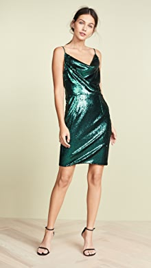 d63660d23c594 Black Halo Bowery Sequin Sheath Dress | SHOPBOP