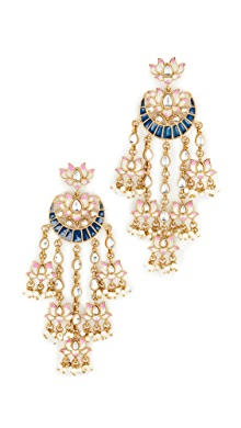 Blossom Box  sc 1 st  Shopbop & Blossom Box Ornate Chandelier Earring | SHOPBOP SAVE UP TO 30% Use ... Aboutintivar.Com