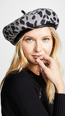ad7e29f5 Brixton Lennon Beret Hat   SHOPBOP