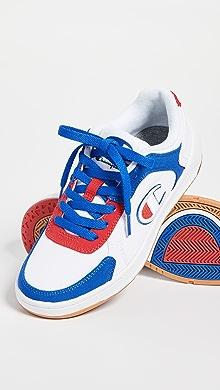 a6092318e9f4a Champion Super C Court Mid Sneakers