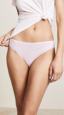 3a42931d15 Calvin Klein Underwear Sleek String Bikini Panties