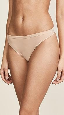 55847e26a8 Calvin Klein Underwear. Pure Seamless Thong
