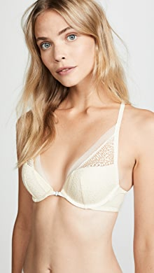 7921fb0a29 Calvin Klein Underwear. Endless Plunge Push Up Bra