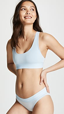 2341dafa57be34 Calvin Klein Underwear. Modern Cotton Unlined Bralette