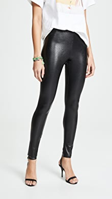 limited guantity purchase genuine shop SPANX Faux Leather Moto Leggings | SHOPBOP