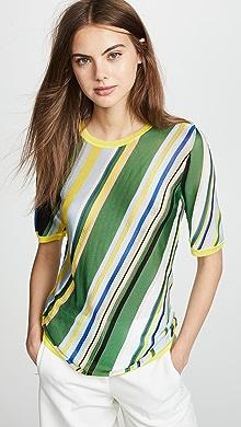 41b803df67d2 Diane von Furstenberg Rainbow Sweater