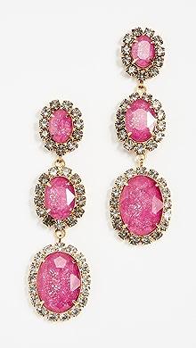 Elizabeth Cole Pagan Earrings 0sfiEH3w