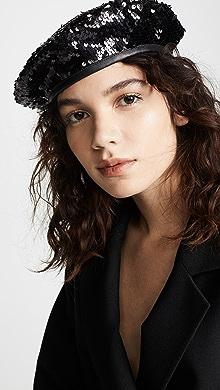 Brixton Audrey Beret Neu Black Gr S 56 Cm Brixton Supply Kleidung & Accessoires Damen-accessoires
