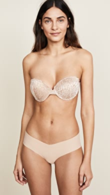 bc53225d07 Fashion Forms Go Bare Backless Strapless Bra