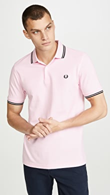 0b5a40792 SOLD OUT · Fred Perry. Twin Tipped Polo Shirt