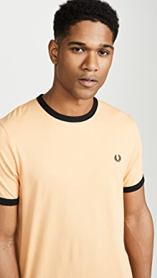 69b356cb5 SOLD OUT · Fred Perry. Ringer T-Shirt