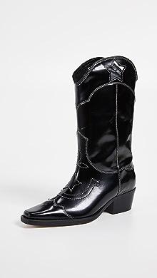 9cd8a29694ef Tory Burch. Brooke Tall Boots ·  249.00. EVENT19. like it. GANNI
