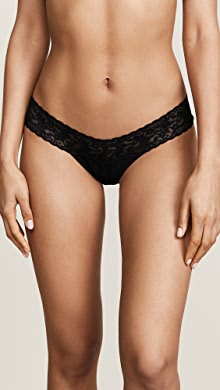 c05cb1cad Signature Lace Low Rise Thong ·  22.00. like it. Hanky Panky