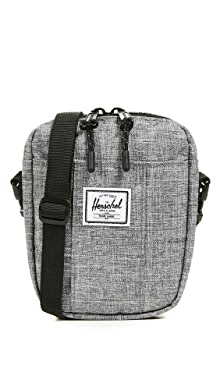 Herschel Supply Co. Classics Cruz Crossbody Pack,Raven Crosshatch