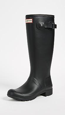 81feec6f4366 Hunter Boots Original Hunter Wellington Rain Boots