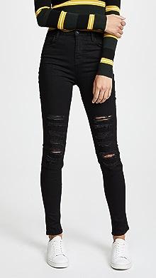 bf41228038 J Brand. 23110 High Rise Photo Ready Maria Jeans