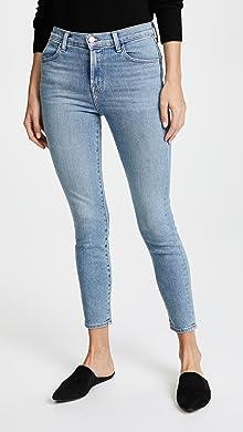 Jeans On Sale, Rose, Cotton, 2017, 24 25 26 27 28 29 30 J Brand