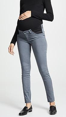 91a6e2e8d1cdb J Brand. Mama J Maternity Capri Jeans