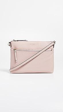 ccea8aaeaf6e Kate Spade New York. Polly Medium Crossbody Bag