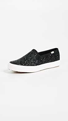 33935a12d6a2 Keds. x Kate Spade Double Decker Slip On Sneakers