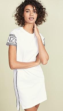 b94f7d927e0 KENZO Phoenix Jacquard Sweater Dress