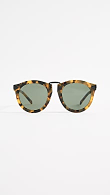 9df7086284bc Karen Walker. Alternative Fit Harvest Sunglasses