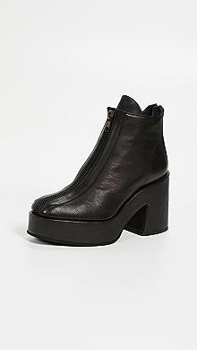 d55a73f775c2 Diane von Furstenberg Yasmine Platform Boots