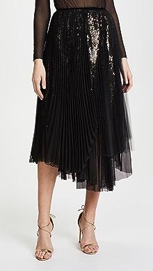 Loyd/Ford. Sequin Skirt