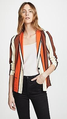 193538482c Norma Kamali Double Breasted Jacket