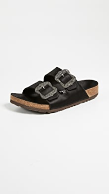 8760353ecc3d Marc Jacobs Grunge Two Strap Sandals