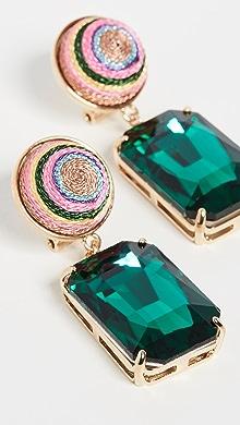Madewell Petal Drop Earrings | SHOPBOP