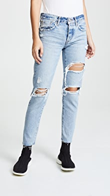 a047d592d5578 MOUSSY VINTAGE. MV Branford Tapered Jeans