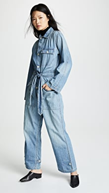 8cdbf7a664a Joe s Jeans Riveter Jumpsuit