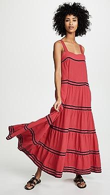 124acd3b8f07c 9seed Sayulita Tier Maxi Dress | SHOPBOP