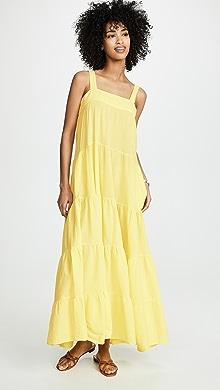 825482b7a6ad5 Sayulita Tier Maxi Dress · $237.30. like it. 9seed
