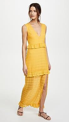 Japan dress online malaysia yellow