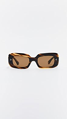 51986b37523f Prada. PR 03VS Millennial Geometric Sunglasses. YOU ALSO MIGHT LIKE Shop  the Look. Oliver Peoples Eyewear