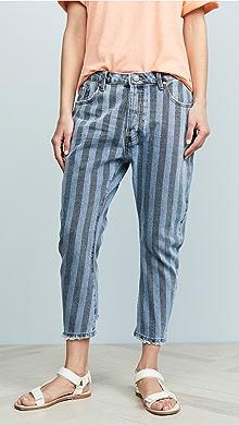 3bf9cefae57 Shabbies Drawstring Boyfriend Jeans · $148.00. like it. One Teaspoon