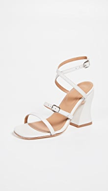 063743bee15 The Palatines. Dalia Curved Heel Sandals