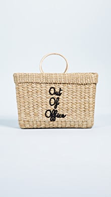 Sale Outlet Locations Sale View Le Superette Issa Vibe Tote Bag Poolside Wide Range Of Online MvhY8STf