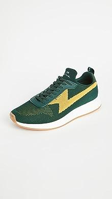 PS 폴 스미스 Paul Smith Zeus Trainer Sneakers,Green