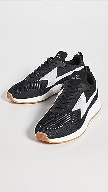 PS 폴 스미스 Paul Smith Zeus Trainer Sneakers,Black