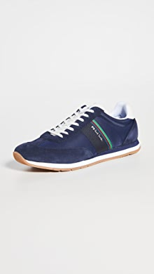 PS 폴 스미스 Paul Smith Prince Suede Sneakers,Navy