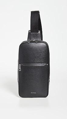 폴 스미스 Paul Smith Classic Sling Bag,Black