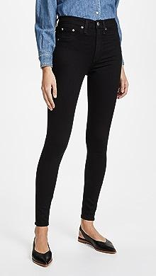 bf201b47d004a Rag & Bone/JEAN High Rise Skinny Jeans | SHOPBOP